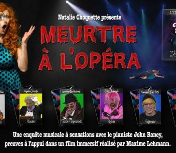 MEURTRE À L'OPÉRA – GRATUIT